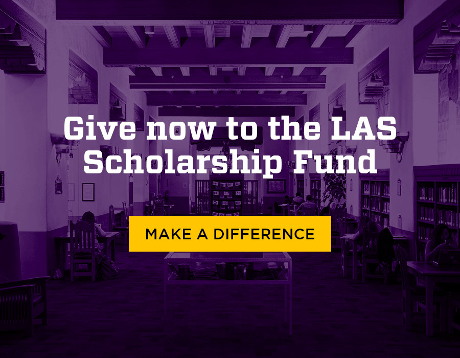 Give now to the LAS Scholarship Fund