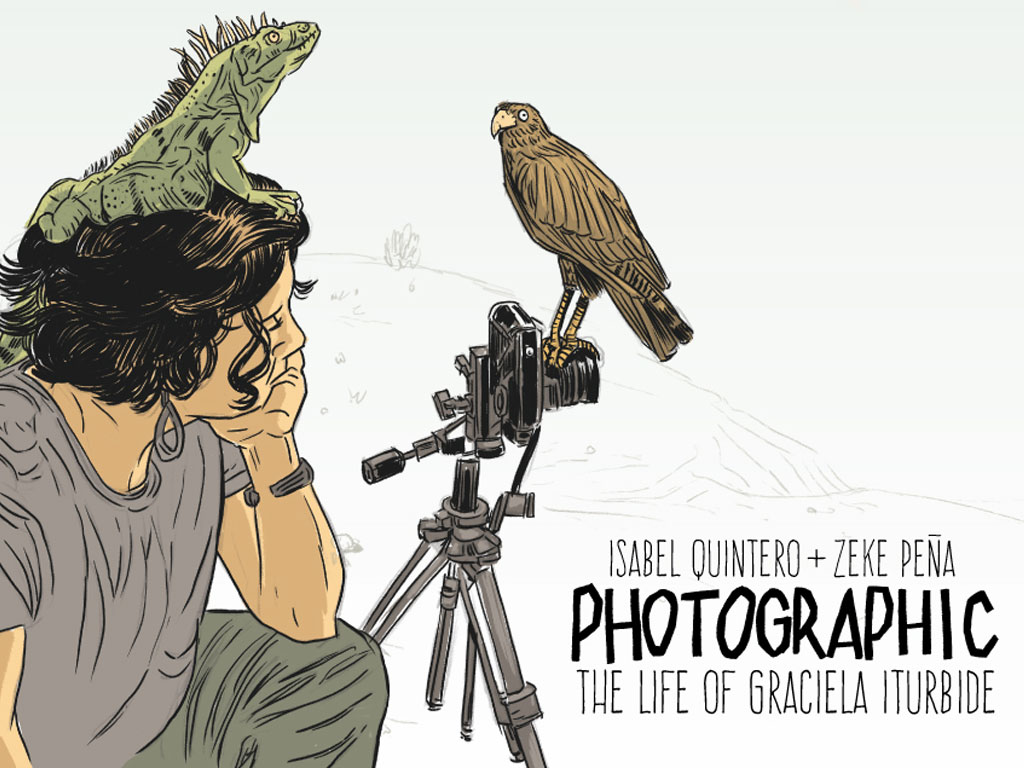 Photographic: The Life of Graciela Iturbide, Focus of Free Public Event with Award-Winning Author and Illustrator