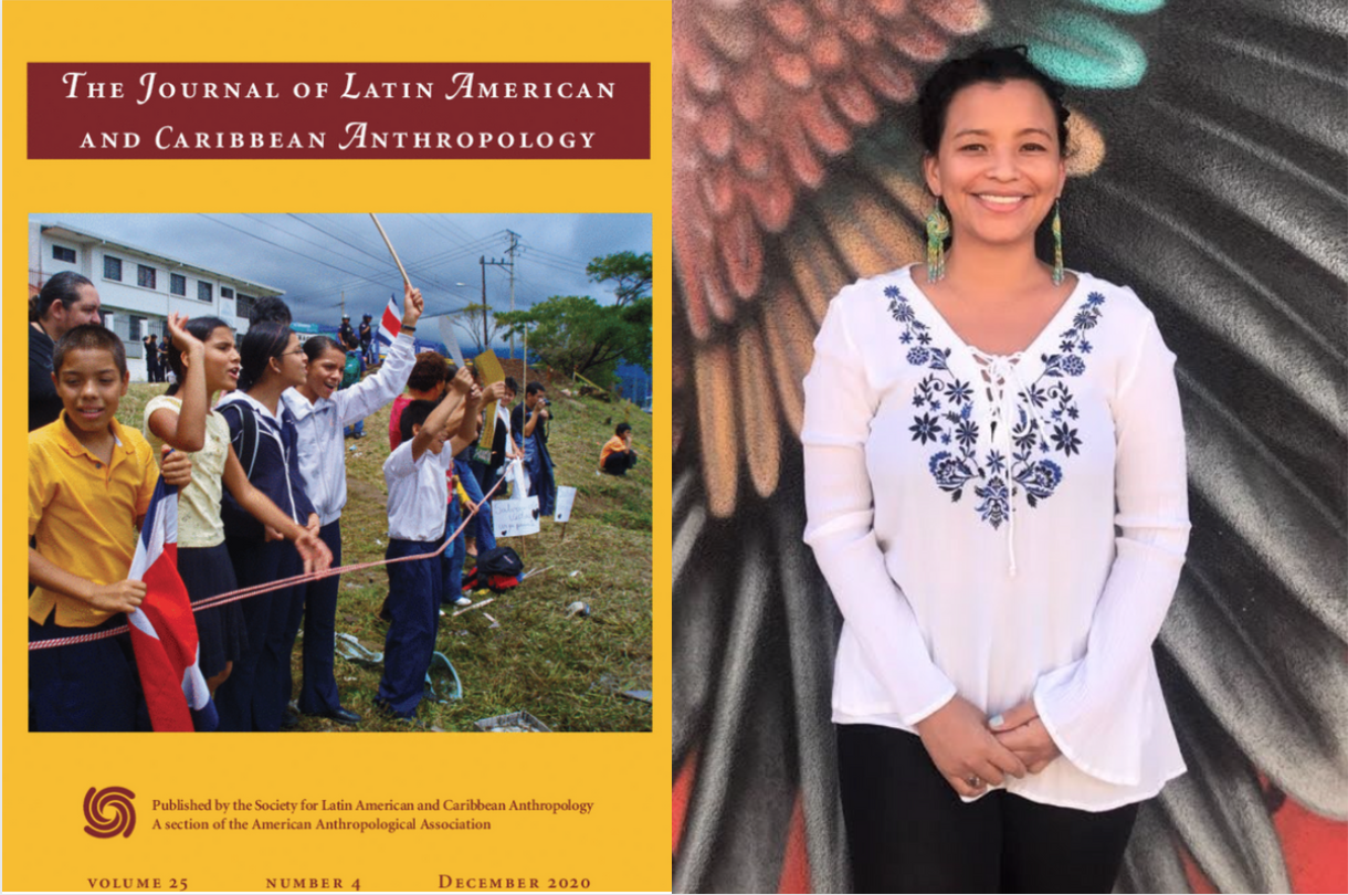 MALAS student's article featured in the Journal of Latin American and Caribbean Anthropology
