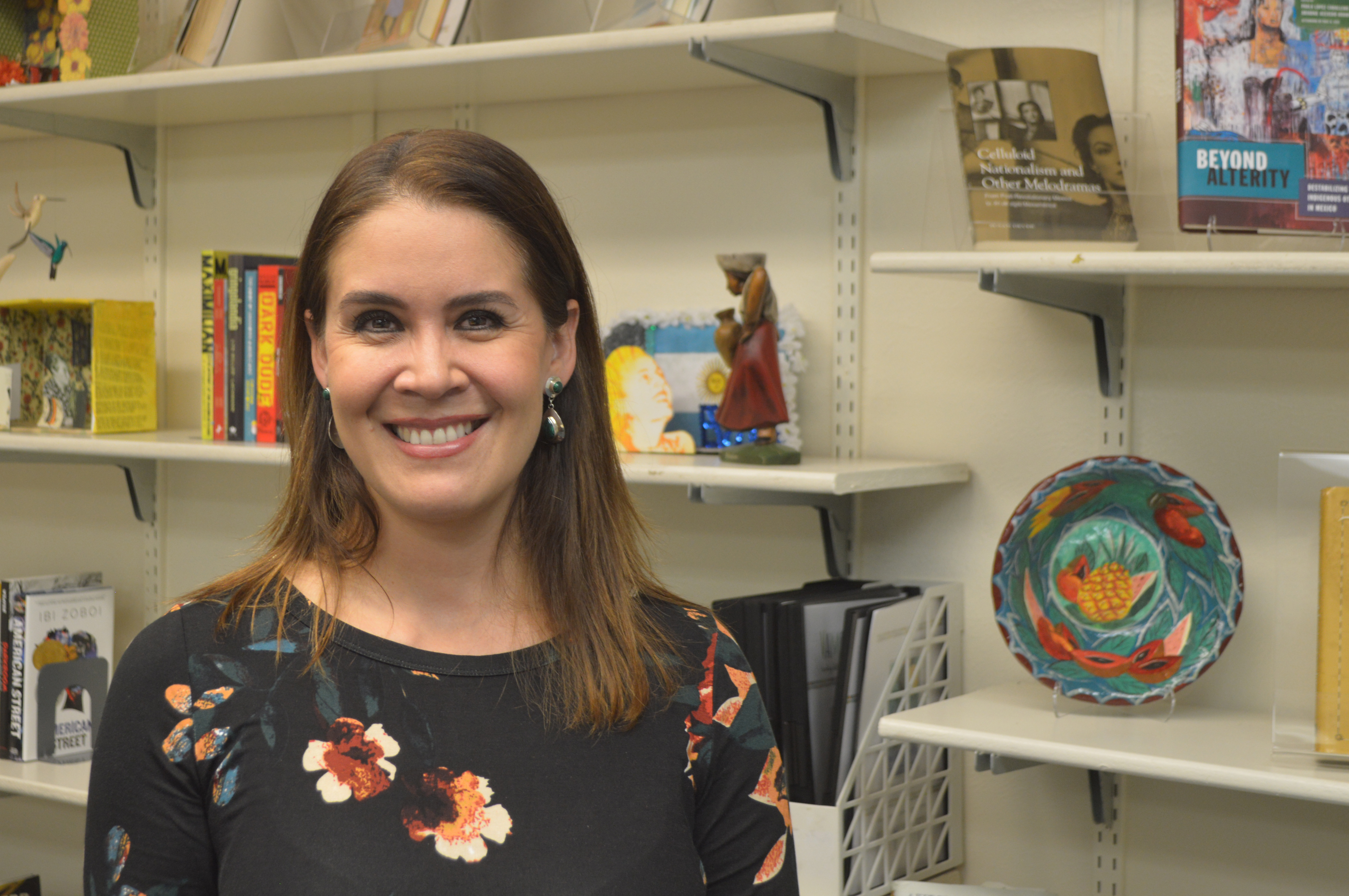 LAII Welcomes UNM's Second-Ever Mexico Studies Chair